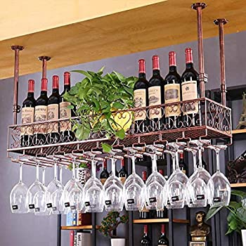 Amazon Com Wgx Design For You Wine Bar Wall Rack 60