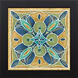14x14 Free Bird Mexican Tiles I by Brissonnet, Daphne: Studio Black 21870