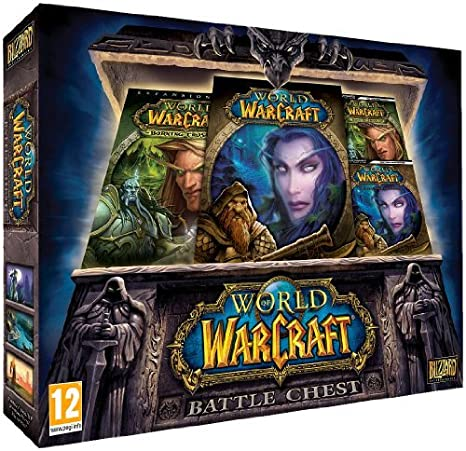 World of Warcraft: Battle Chest: Amazon.es: Videojuegos