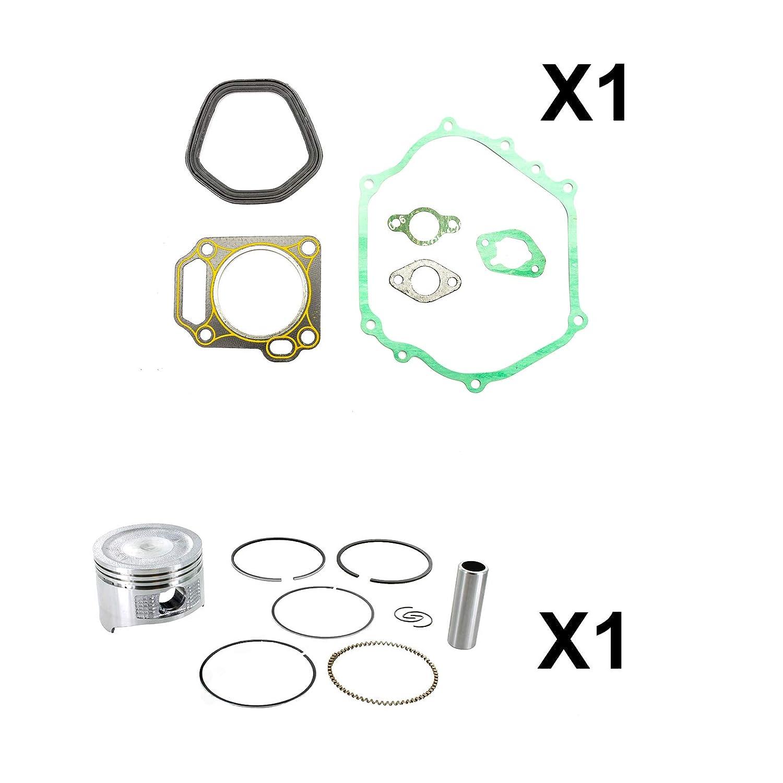 Non Genuine Piston Kit Complete Gasket Set Fits Honda GX270 Engine GoKarts