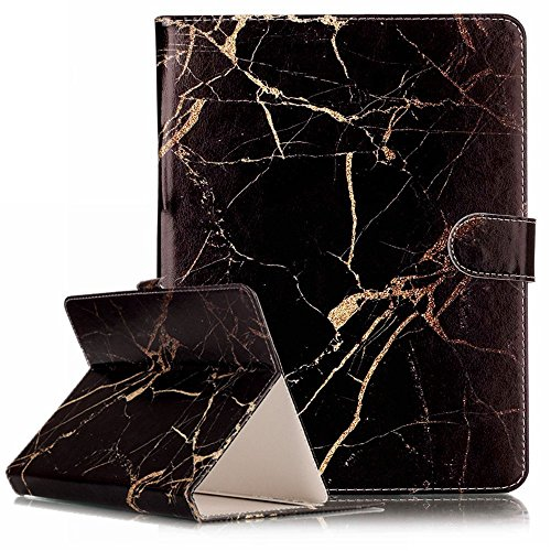 RCA 7.85-Inch Universal Case,JLTL Marble PU Leather Unique Design Flip Case Kickstand Universal Tablet Cover for RCA 7.85-Inch ()