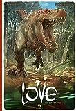 """Afficher """"Love n° 4<br /> Les Dinosaures"""""""