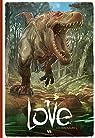 Love, tome 4 : les dinosaures par Brémaud