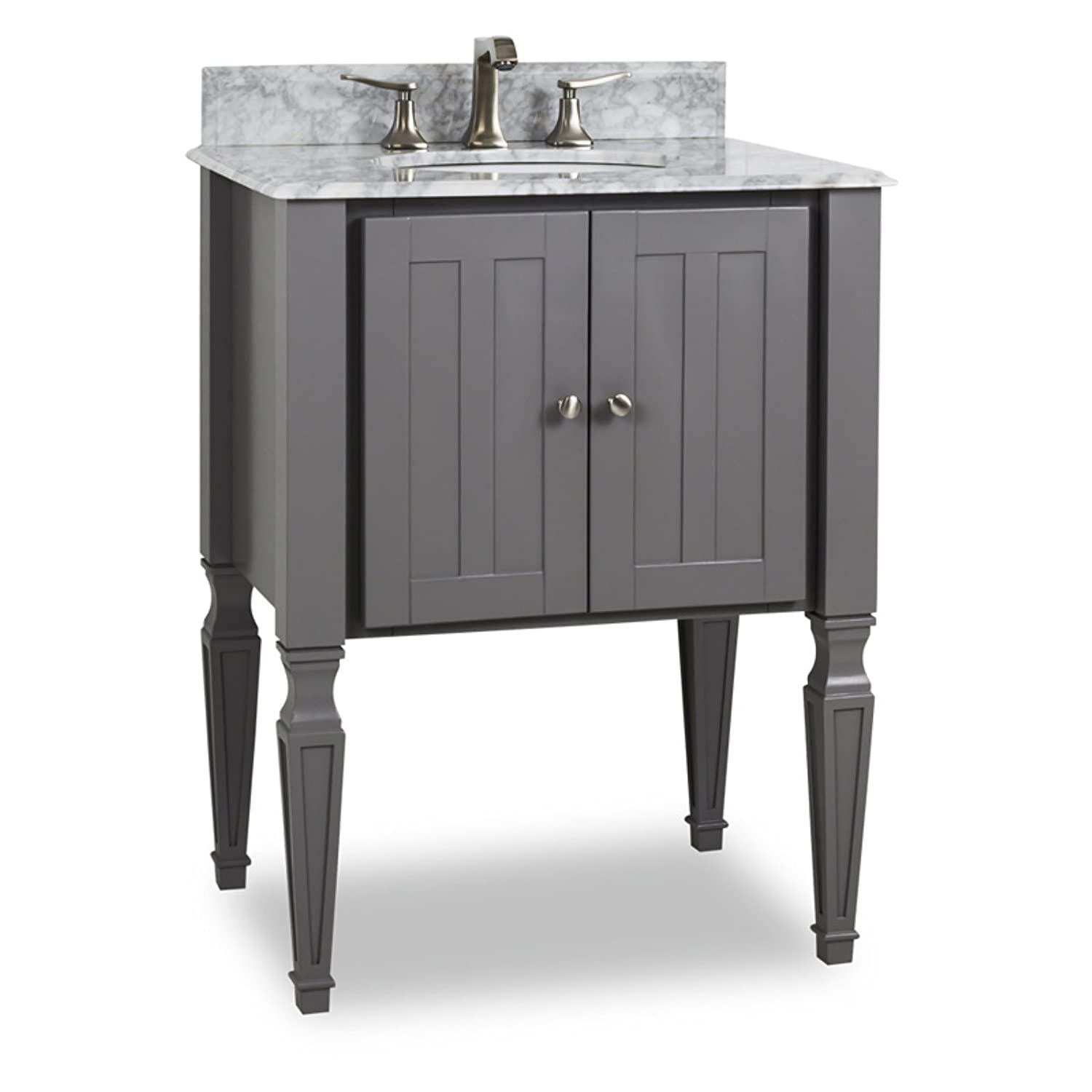 Jensen bathroom vanity - Amazon Com Elements Van059 T Mw Jensen Vanity Painted White Home Kitchen