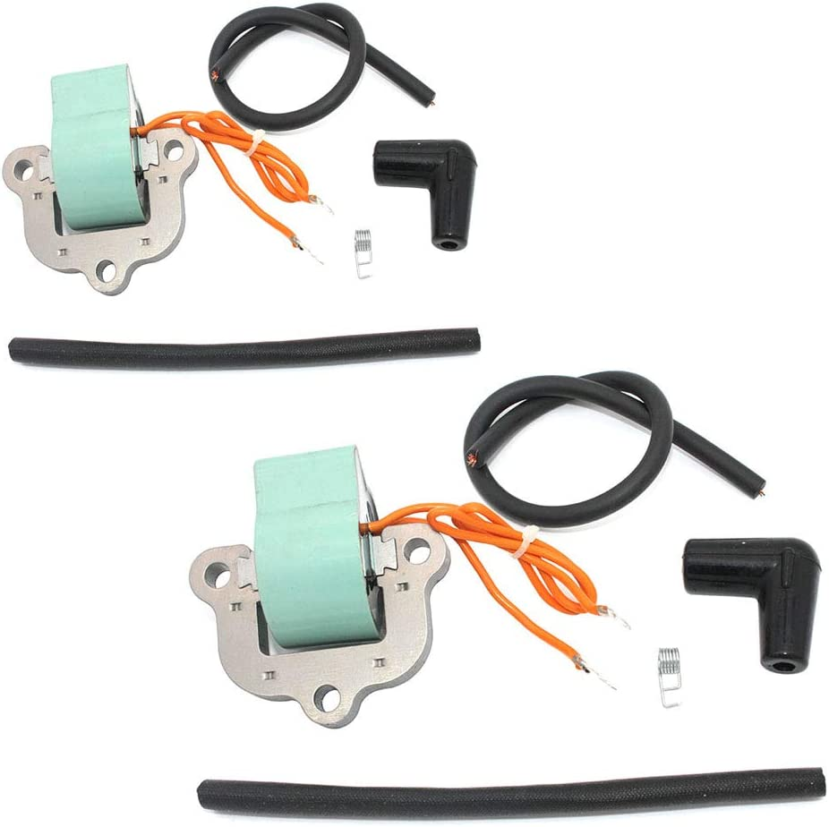 P SeekPro Ignition Coil for Johnson Evinrude OMC Sierra Outboard 50HP 65HP 70HP 75HP 85HP 115HP 135HP Engine Motors 502890 582160 584632 18-5194