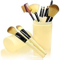 Makeup Brush Sets - 12 Pcs Makeup Brushes for Foundation Eyeshadow Eyebrow Eyeliner Blush Powder Concealer Contour…