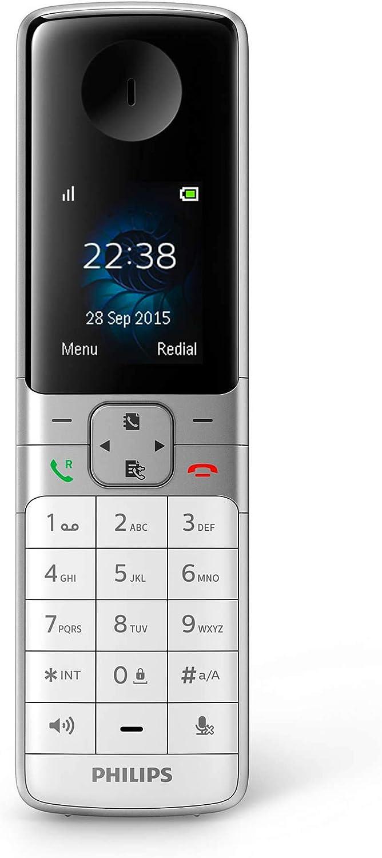 Philips D6351w 38 Dect Schnurlostelefon Mit Elektronik
