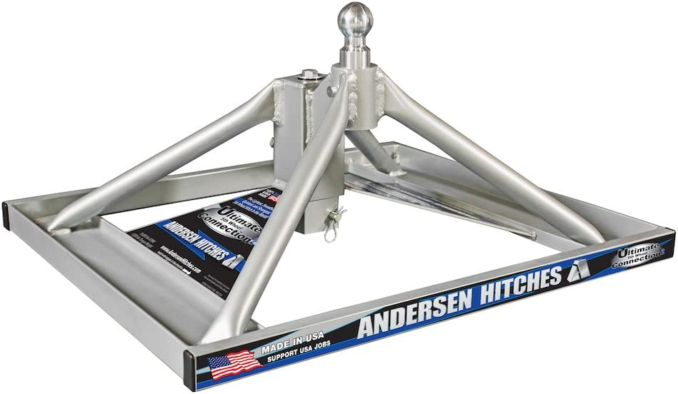 Andersen Hitches Aluminum Ultimate 5th Wheel Connection