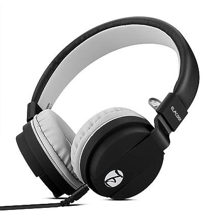 Amazon.com: yesbond EV09 niños auriculares con micrófono ...