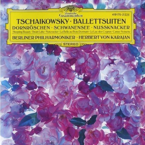 CD : Herbert von Karajan - Ballet Suites (Germany - Import)
