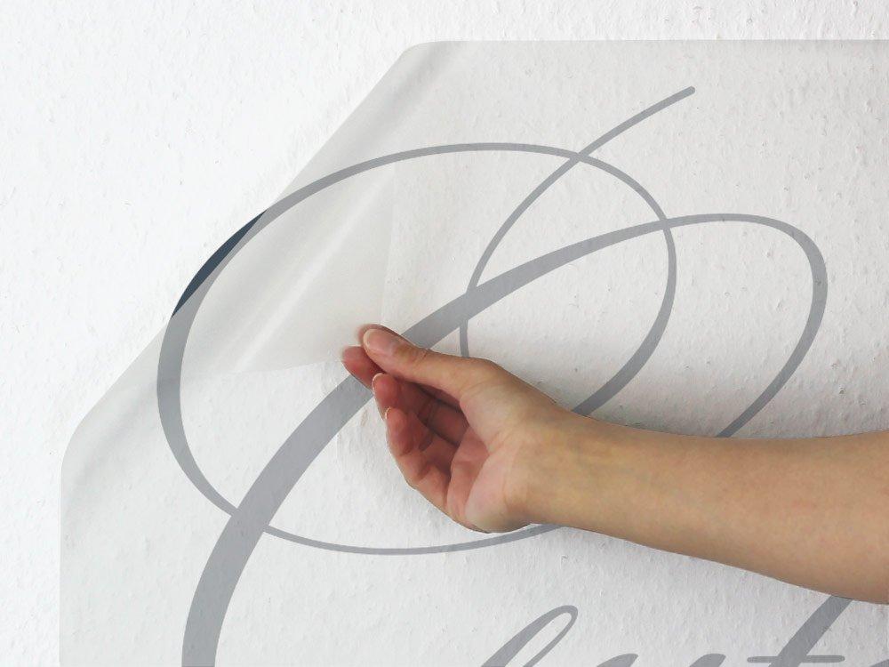 Diseño de tatuajes de pared pegatinas de pared con texto en ...
