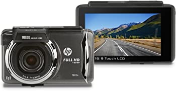 HP F800X Touchscreen Car Camera