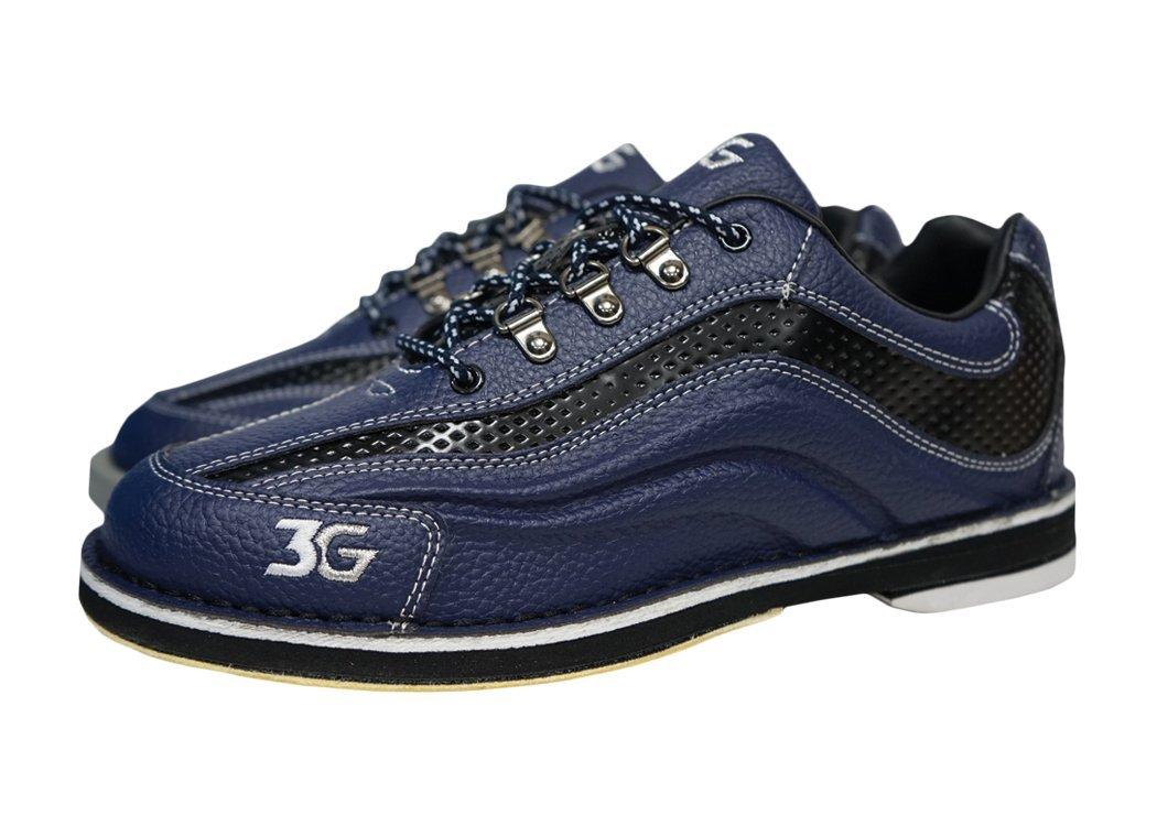 900 Global Sport Ultra Bowling Shoes, Blue/Black, Men's 6.0