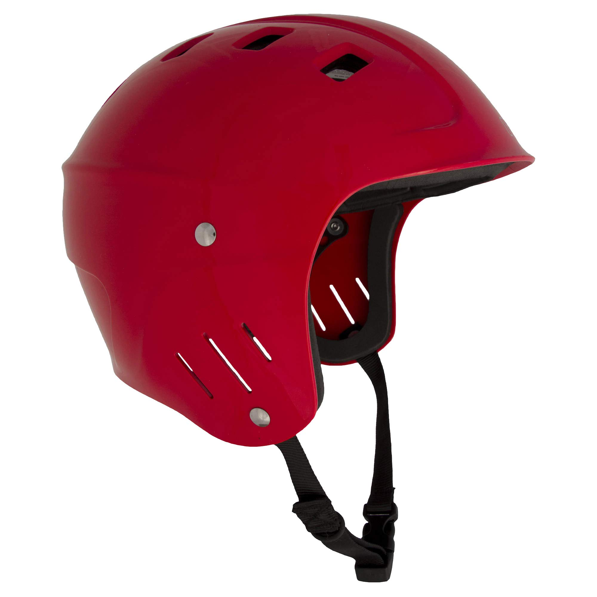 NRS Chaos Helmet - Full Cut Red Large by NRS