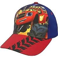 Nickelodeon Boys Toddler Blaze Baseball Cap [2013]