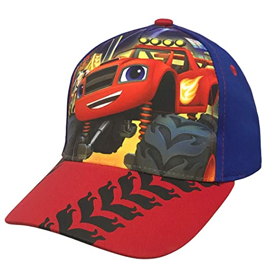 quality design 49688 ff2b8 Image Unavailable. Image not available for. Color  Nickelodeon Boys Blaze  and the Monster Machine Baseball ...