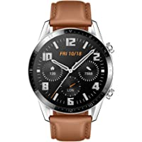 Huawei Watch GT2 Classic - Smartwatch with 46 Mm Case (Up to 2 Weeks Battery, Screen ...