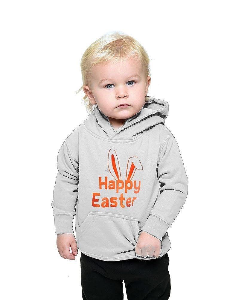 Fleece Hoddie Happy Easter