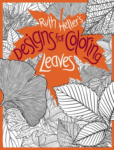 Download Leaves (Designs for Coloring) ebook
