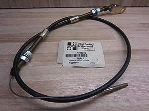 Amazon Com Accelerator Cable 1383274 Automotive