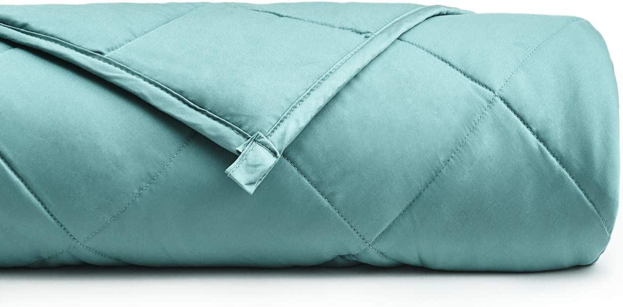 YnM Bamboo Weighted Blanket