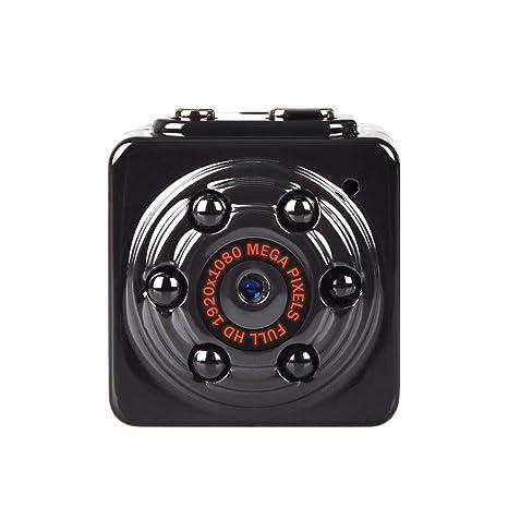 Mini Spy Hidden Camera Portable Small HD Nanny Cam [1080P/720p] HD &