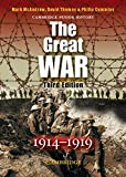 img - for The Great War 1914.1919 (Cambridge Senior History) by McAndrew Mark Thomas David Cummins Philip (2005-08-24) Paperback book / textbook / text book