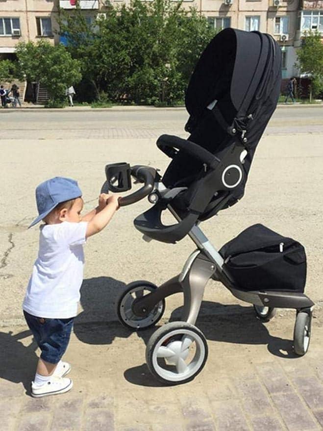GZ Alto Paisaje Importado Cochecito de Bebé Amortiguador de ...