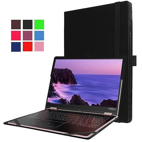 avidet Lenovo Yoga A12 móvil Case Funda, Slim Fit Folio ...