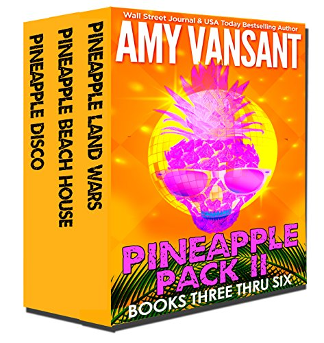 Pineapple Pack II: Pineapple Port Mystery Series Books 4-6 -