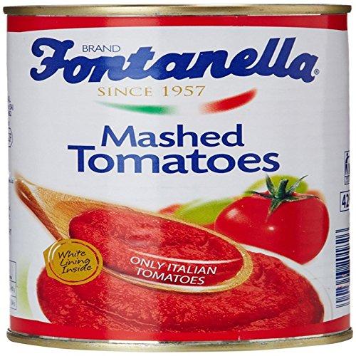 Salsa de tomate 3000 gr. - Caja de 6 piezas