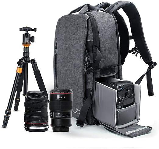 PAPI - Mochila Impermeable para cámara réflex Digital (Compatible ...