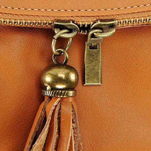 pt porté bandoulière collection 2018 modèle CUIR cuir sac peau épaule DESTOCK pleine bacall modèle main nouvelle souple et à Cognac qwI6fw0
