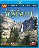Discovering Yosemite Blu-ray Combo