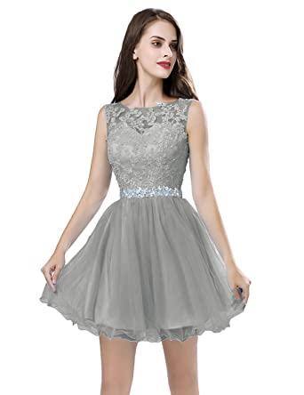 fe95654b4b1 Belle House Homecoming Dresses 2018 for Juniors Short Prom Dress Beaded A  Line Party Ball Gown
