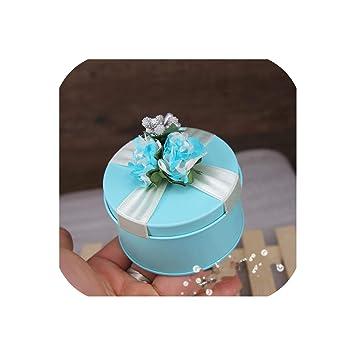 Amazon Com 10 30pcs Birthday Colorful Iron Candy Box Gift Bag