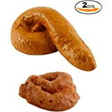 YGDZ Top Quality 2 Pack Fake Poop Toy Shipping by FBA