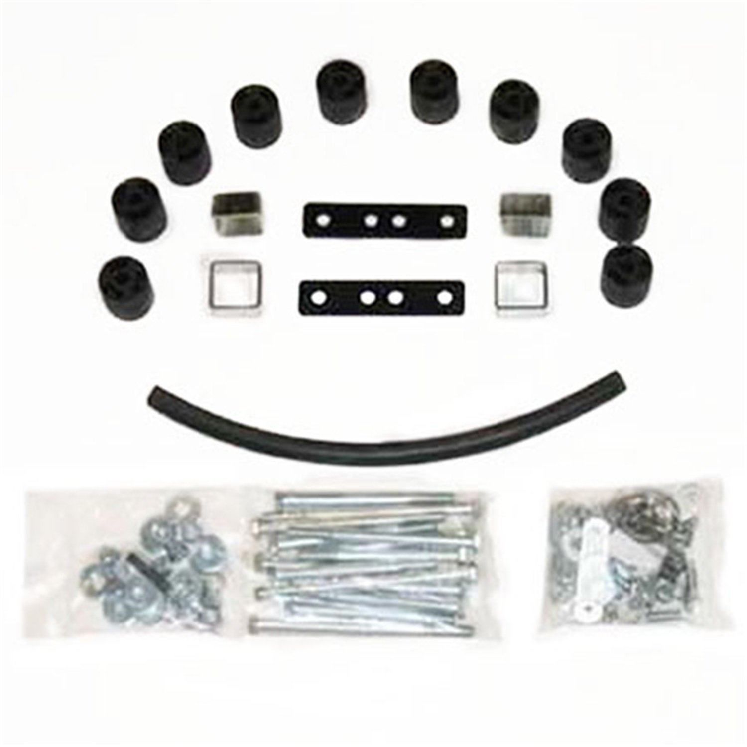 Performance Accessories, Toyota 4 Runner 2WD and 4WD (#PA9628 Required For Auto Trans) 2'' Body Lift Kit, fits 1986 to 1989, PA5082, Made in America