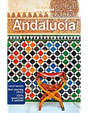 Lonely Planet Andalucia 10 10th Ed.