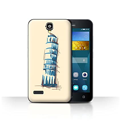Amazon com: STUFF4 Phone Case / Cover for Huawei Y5 /Y560