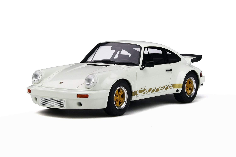 de moda Gt Spirit GT223 - - - Coche en Miniatura de colección, Color blancoo y Dorado  marcas en línea venta barata