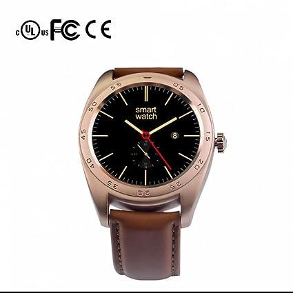 Reloj inteligente Bluetooth Relojes de pulsera de deporte,Monitor de Calorías,resistente a los