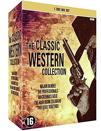 Western Klassiker Legenden Sammlerbox 5 Dvd Sierra Charriba