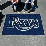 TAMPA BAY DEVIL RAYS MLB ULTI-MAT FLOOR MAT (5X8) SIZE ONE