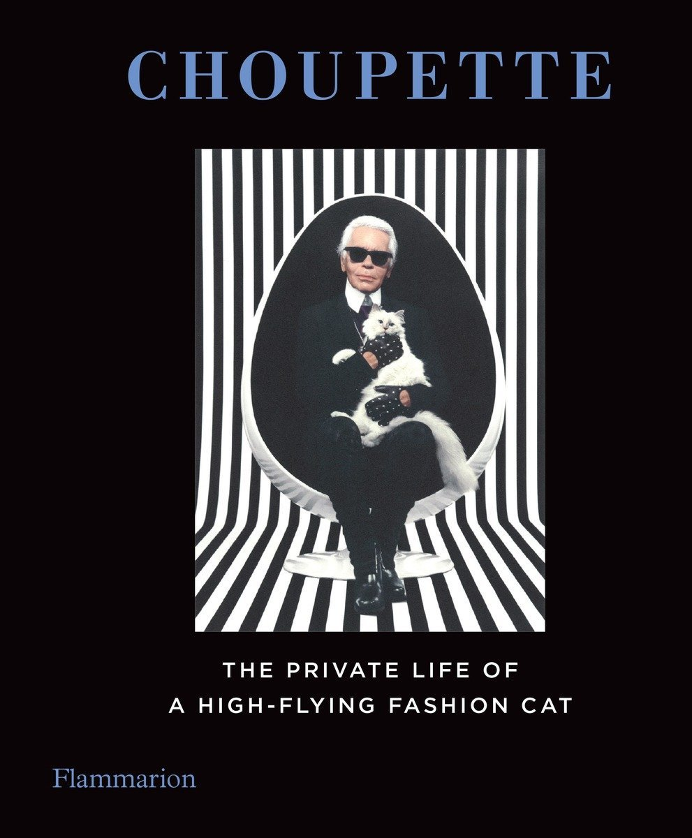 Choupette The Private Life Of A High Flying Cat Patrick Mauries