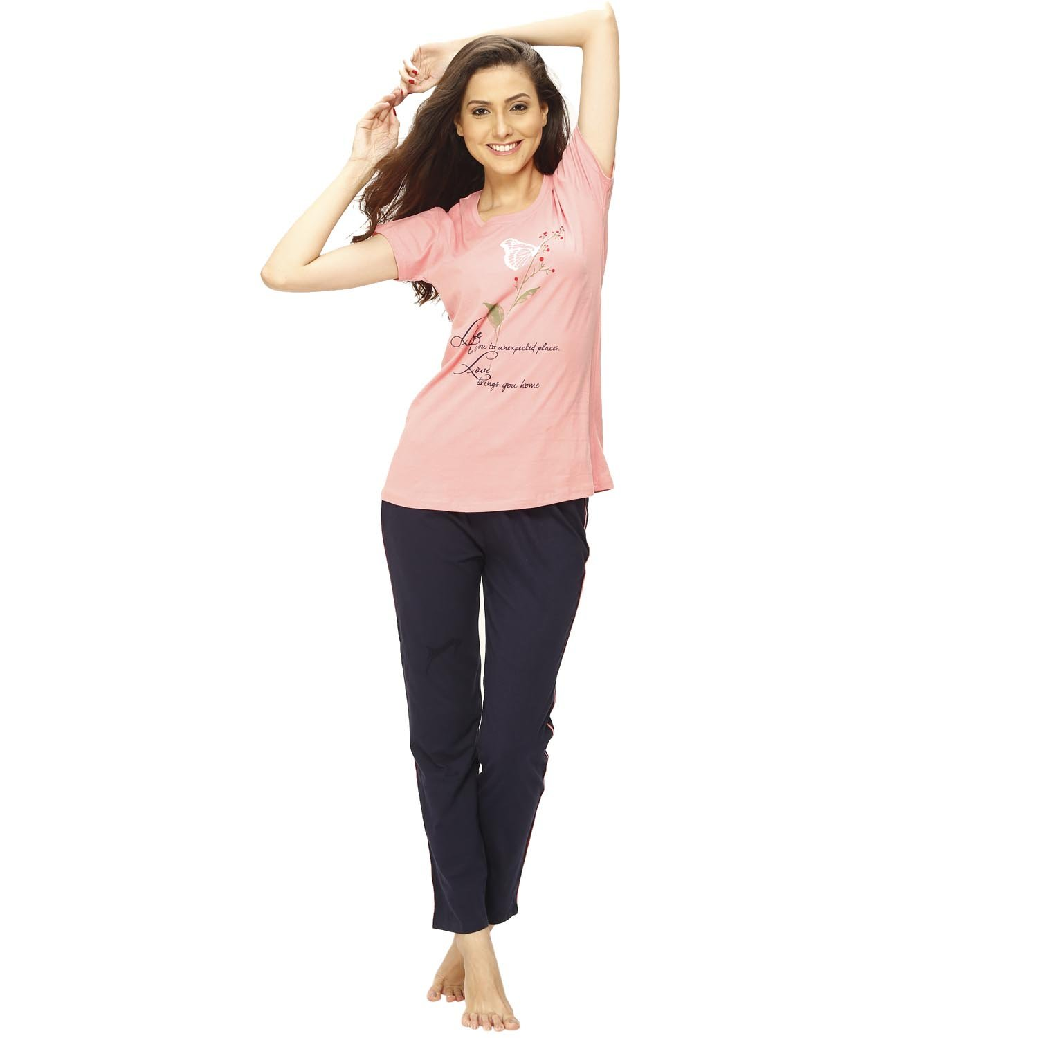 1614239ac6af3 Shop for pyjama sets & night suits ( clothing & accessories > women ...