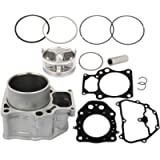 SCITOO Cylinder Piston Gasket Tope end Kit Set Fits for Honda Rancher 420 TRX420 2x4 4x4 2007-2018