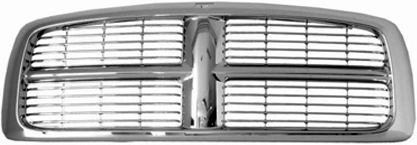 Partslink Number CH1200261 OE Replacement Dodge Pickup Grille Assembly