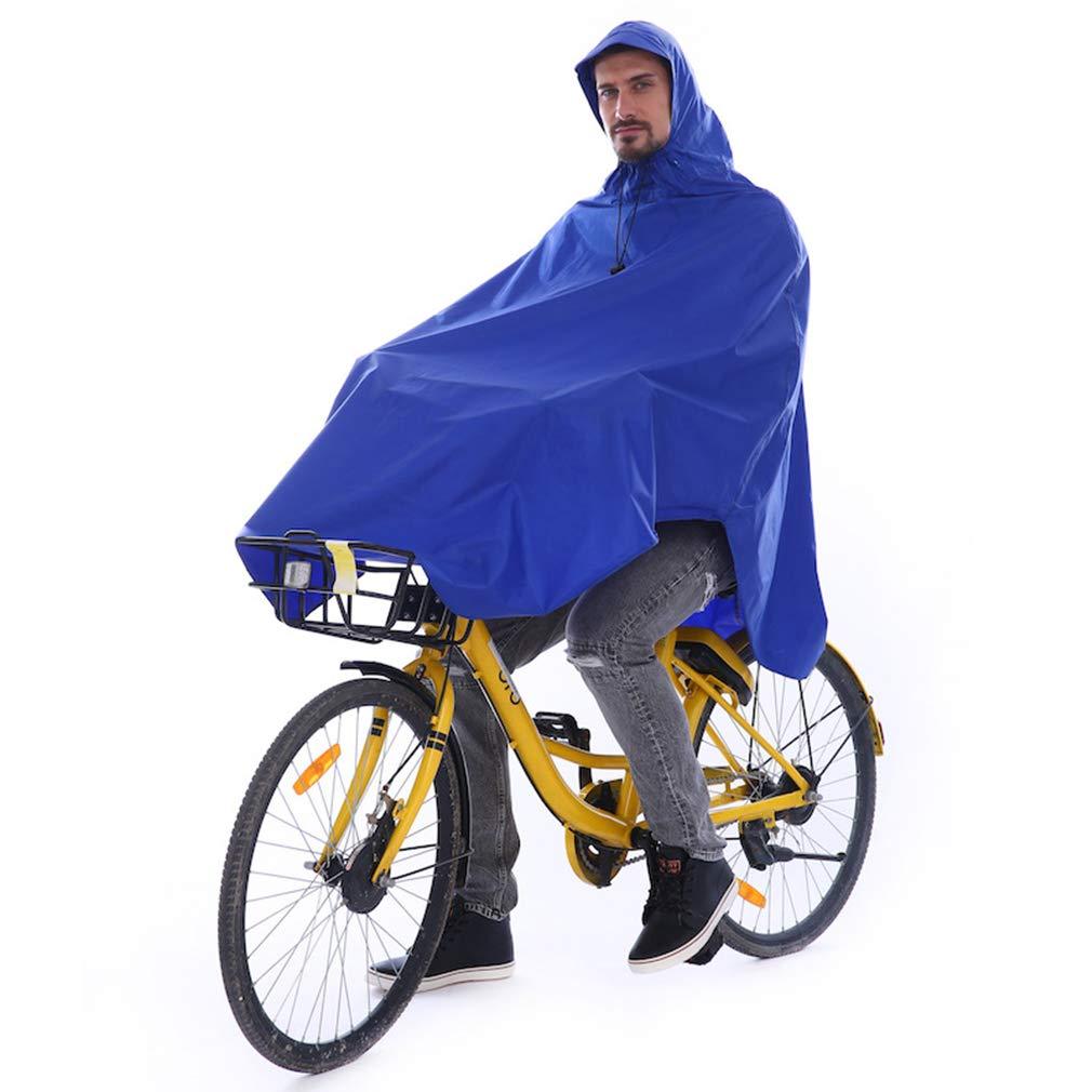 YJJY Chubasquero, Impermeable Bicicleta Poncho Capa Chaqueta ...