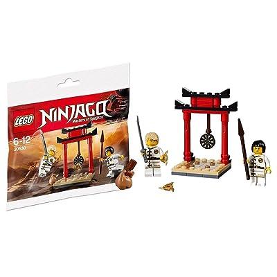 Cru Lego Promo Sachet Ninjago Wu Cible D'entraînement Plastique xoerdCWB